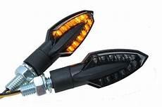mini blinker motorrad led mini blinker vinci rauchgrau get 246 nt smoke grey f 252 r