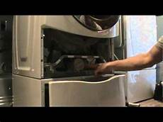 Whirlpool Waschmaschine Pumpe Reinigen - front load washer won t spin out clothes cleanout