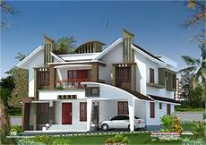 kerala contemporary layouts for kerala modern house elevation from kasaragod kerala kerala