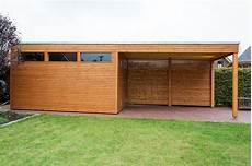design gartenhaus mit vordach aus l 228 rchenholz mit