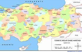 Image result for Turkiye Haritasi Sehirler