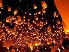 candele cinesi volanti lantern festival china tripoto