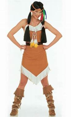 robe indienne d amérique costume indienne femme v29220