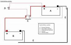 dual batt wiring diagram right toyota fj cruiser