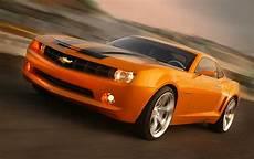 Chevrolet Camaro Transformers 3 Bumblebee Cars