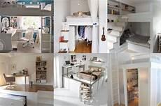 platzsparende möbel schlafzimmer platzsparende ideen f 252 r ein kleines schlafzimmer