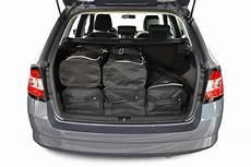 car bags skoda fabia reisetaschen set ii 5j combi 2007