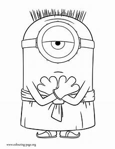 Minions Malvorlagen Free Enjoy With This Free Minions Coloring Page In This