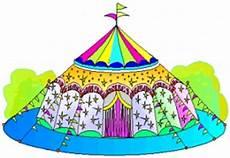Zirkus Ausmalbilder Zirkuszelt Malvorlagen Zirkus Zirkuszelt