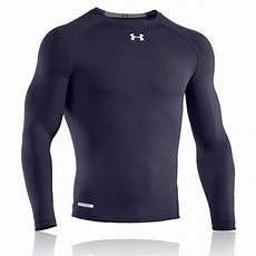 armour heat gear sonic compression sleeve top