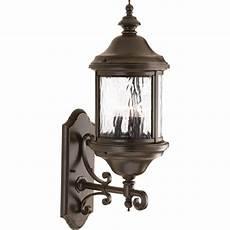 progress lighting prestwick collection 2 light rubbed bronze outdoor wall lantern p5921