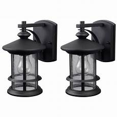 canarm ryder 1 light black outdoor wall lantern with seeded glass 2 iol141tbk hd the
