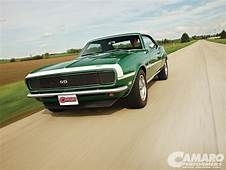 1968 Chevy Camaro RS SS  Performers Magazine