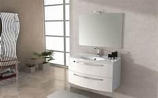 mobili bagno composizione mobile bagno quot stella 100 quot colore bianco