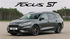 2019 Ford Focus St Wagon The Family Car