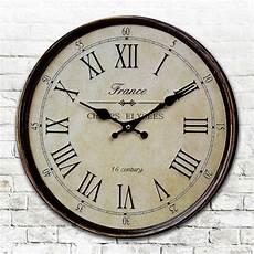 orologi da parete per soggiorno grande vintage style europe parigi orologio da parete in