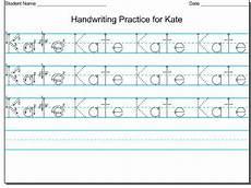 handwriting worksheets maker 21286 107 best writing center images on preschool preschool ideas and preschool literacy