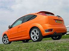 Ford Focus St 225 Ford Focus St 225 Challenges