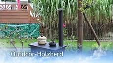 Outdoor Bilder Garten - outdoor holzherd garten backofen au 223 enk 252 che terrassenherd