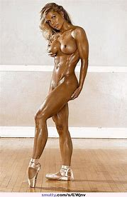 Sexy hard body women
