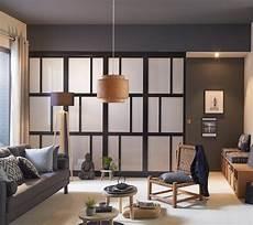 Une Cloison Amovible De Style Loft Pour La Chambre Leroy