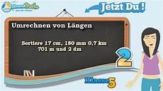 L 228 Ngen Umrechnen Mm Cm Dm Meter Km Klasse 5 220 Bung 2