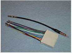 2007 ford fusion radio wiring harness 2007 ford fusion radio ebay