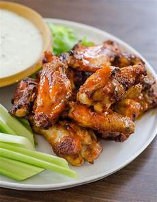 How To Make Buffalo Chicken Wings In The Oven Kitchn