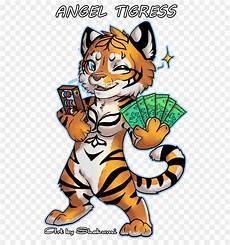 Gambar Kartun Harimau Gambar Kartun