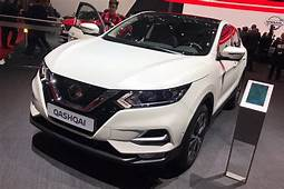 New Nissan Qashqai Facelift  Pictures Auto Express