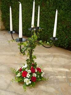 centre de table candlestick tweeling