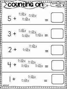 math addition counting worksheet addition practice sheets counting on kinder math