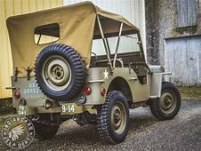 WILLYS MB &171 Slat Grill &187 1941 – INDIANCARS JEEP