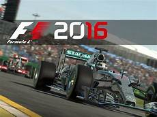 Ps4 Formel 1 2016 - f1 2016 gameplay trailers coming to playstation
