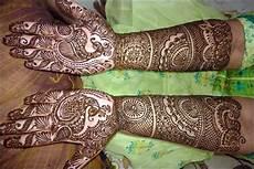Gambar Henna Tangan Yang Cantik Dan Cara Membuatnya
