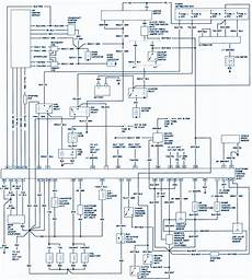 Wiring Diagram For 1989 Ford Ranger by 1990 Ford Ranger Wiring Diagram Auto Wiring Diagrams