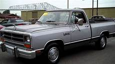 1986 Dodge Wide Sold