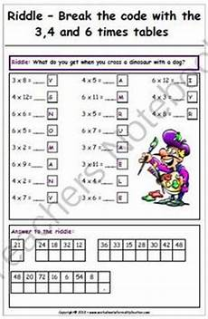 multiplication riddles worksheets 10917 here s a multiplication math riddle for your students to solve quot what animal can jump higher