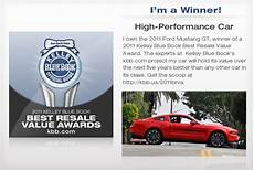 blue book value for used cars 1973 ford mustang free book repair manuals 2011 best resale value high performance car kelley blue book the mustang source ford