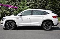 Skoda Kodiaq Gt Coupe Revealed Autocar India