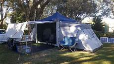 Oztrail Deluxe 3m Gazebo With 2 X Portico Tents