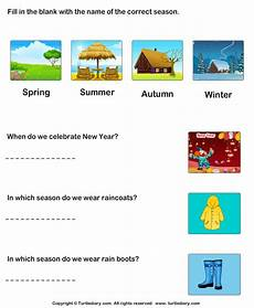 worksheets on seasons for grade 2 14834 seasons of the year worksheet turtle diary