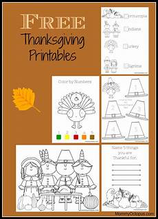 thanksgiving worksheets 18483 free thanksgiving printable activity sheets octopus