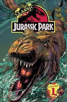 classic jurassic park volume 1 park pedia jurassic