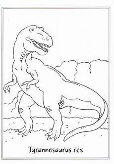 Malvorlagen Dinosaurier T Rex Free Coloring Page Dinosaurs 2 Tyrannosaurus Rex