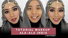 Tutorial Makeup Ala India Cut Crease Inivindy