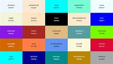 the new code using css color keywords