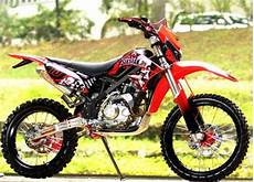 D Tracker 150 Modifikasi by Modification Kawasaki D Tracker 2013 Harga Motor Indonesia