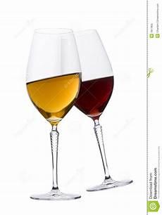 verre vin blanc vin blanc en verre image stock image du d 233 coupage 7817805