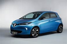 2017 Renault Zoe Pictures Auto Express